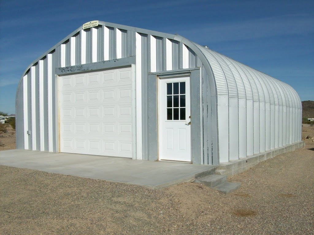 Advantages of buying quonset hut kits for Steel building house pictures