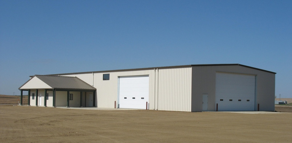 The 411 on butler buildings quonset huts for Butler building homes