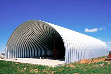 Different Styles Of Quonset Buildings Quonset Hut Types