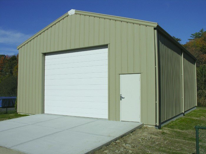 Olympia Steel Buildings Provides Affordability and Pre-Engineered Structures